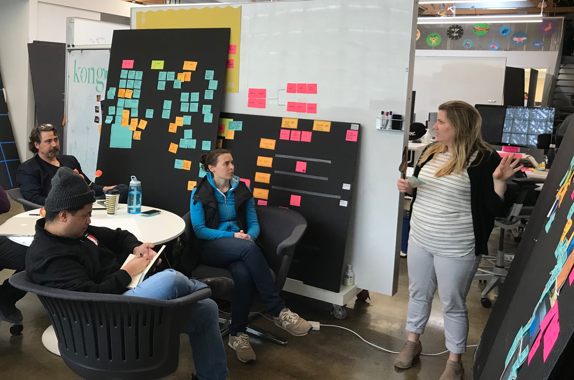 Educating the Dev team about UX
