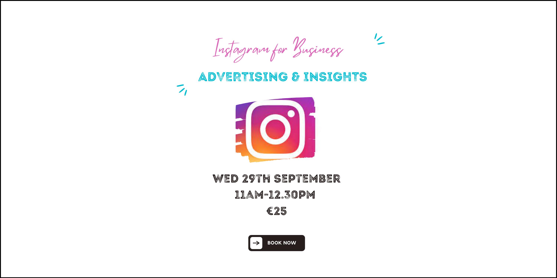 Insta for Bus' – Advertising & Insights