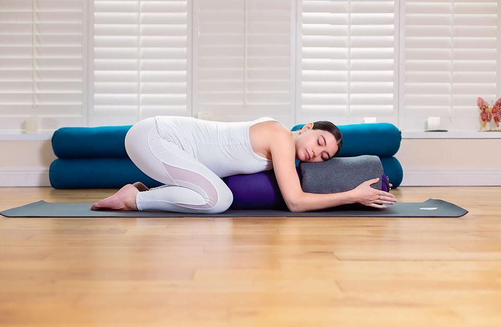 Online Pregnancy Yoga - Thursdays 8.15pm
