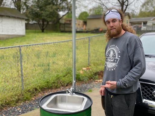Mobile Sinks for our homeless neighbors