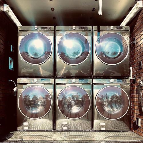 Hope Tank Laundry Room