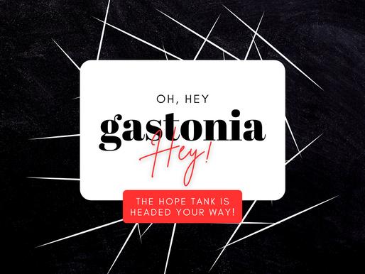 Did Somebody Say Gastonia?!? 🤔