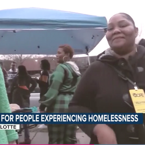 WBTV: Help For People Experiencing Homelessness