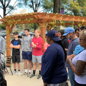 October's Serve Day