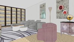 09 Zona de estar del salón