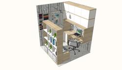 Diseño de espacio de trabajo personalizado