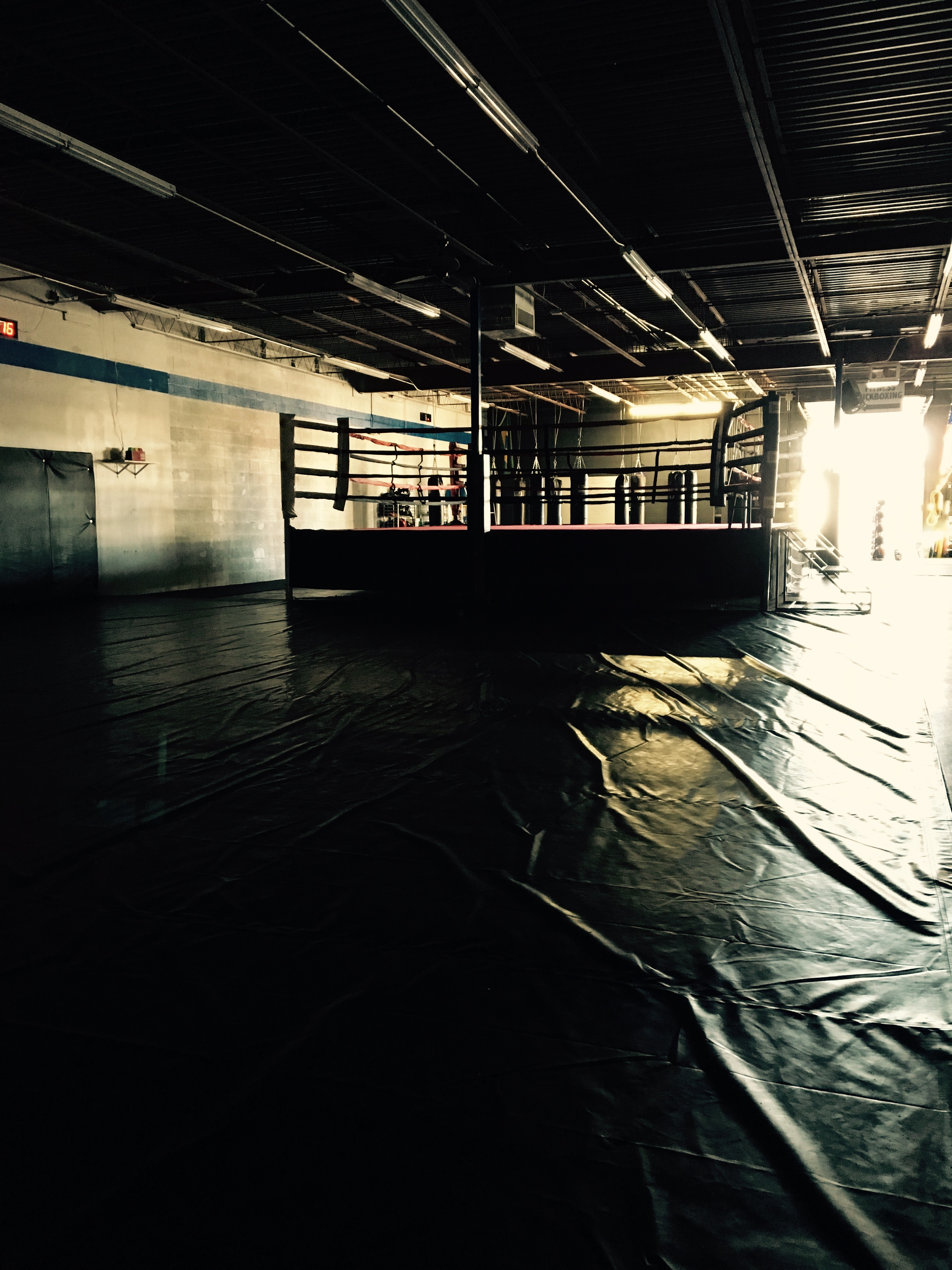 East Coast Fighter: Martial Arts & Fitness Training