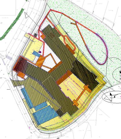 Optimisation de terrassements