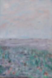 Groent landskab 40x60 Olie.jpg