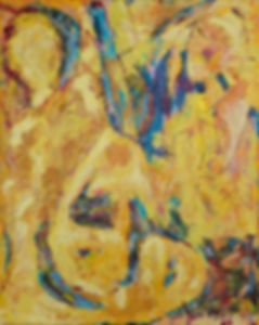 Yellow Love 80x100 Akryl.jpg