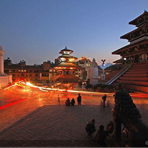 Charlotte Tottenham Kathmandu Nepal Travel