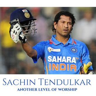 Sachin Tendulkar - Another Level of Worship