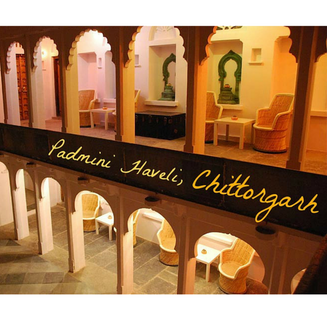 Paradise at Padmini Haveli - The only hotel in Chittorgarh, Rajasthan