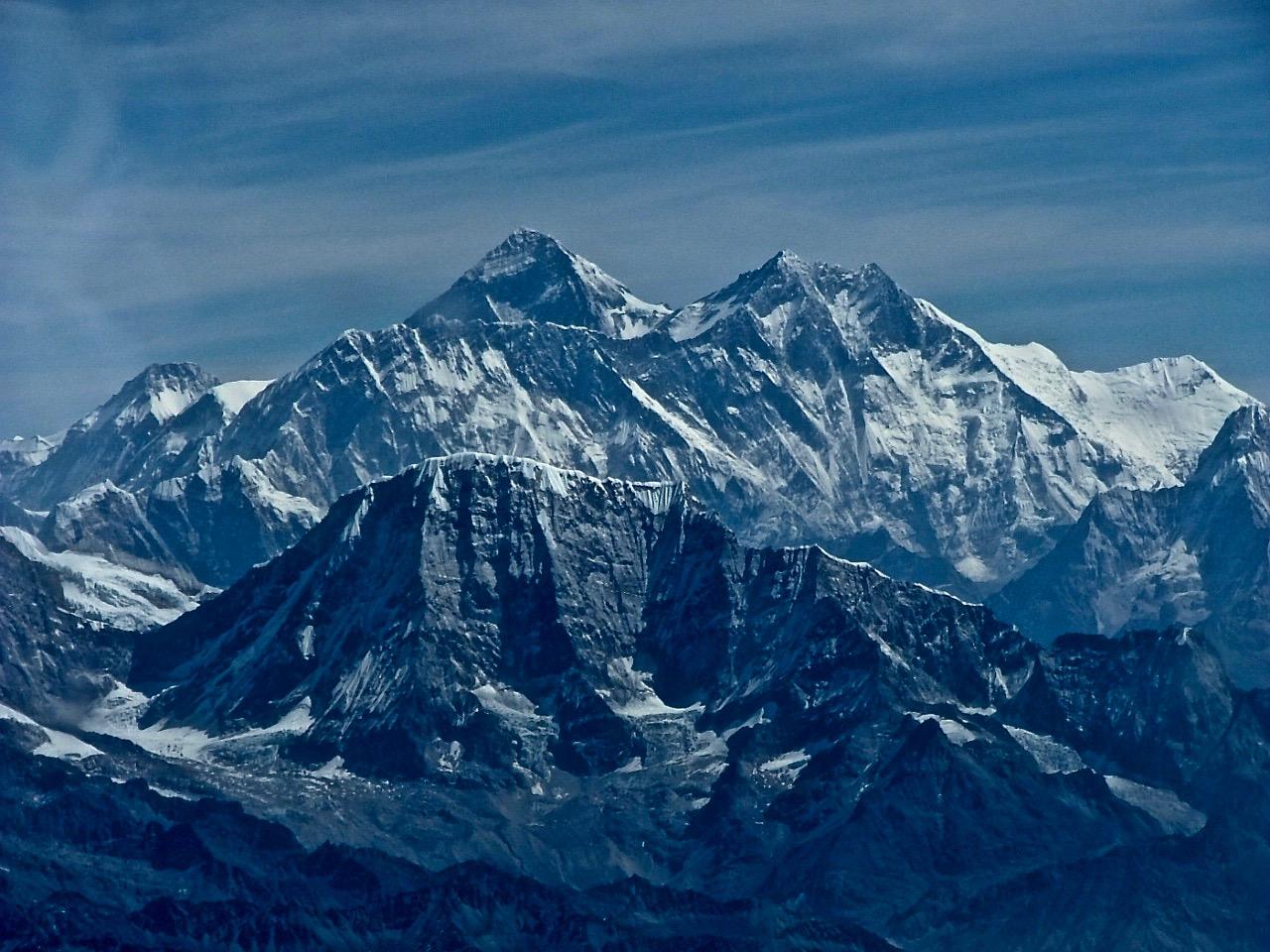 Everest by Charlotte Tottenham