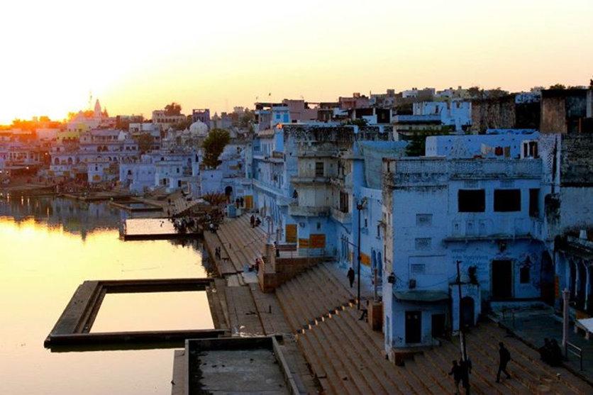 Charlotte Tottenham Pushkar India Travel