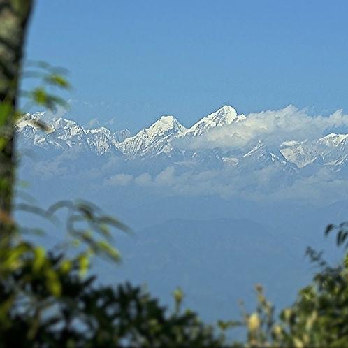 Charlotte Tottenham Himalayas Nepal Travel