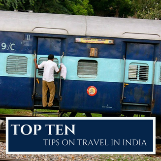 Travelling in India - Tottie's top ten tips for transport in India