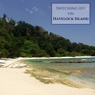 Learning to switch off on Havelock Island