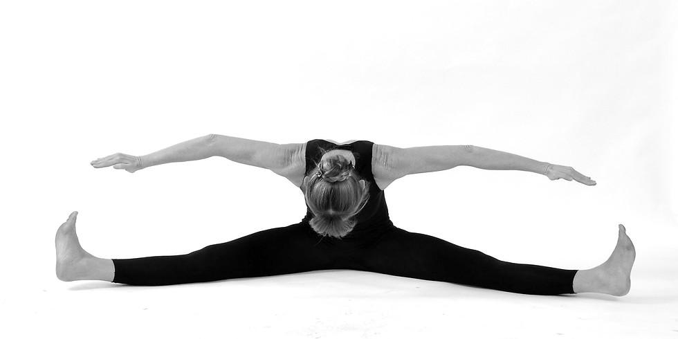 Lezione in Diretta su Instagram Pilates&Dance - Tecniche del 900' Graham, Horton, Humphrey, Pilates.