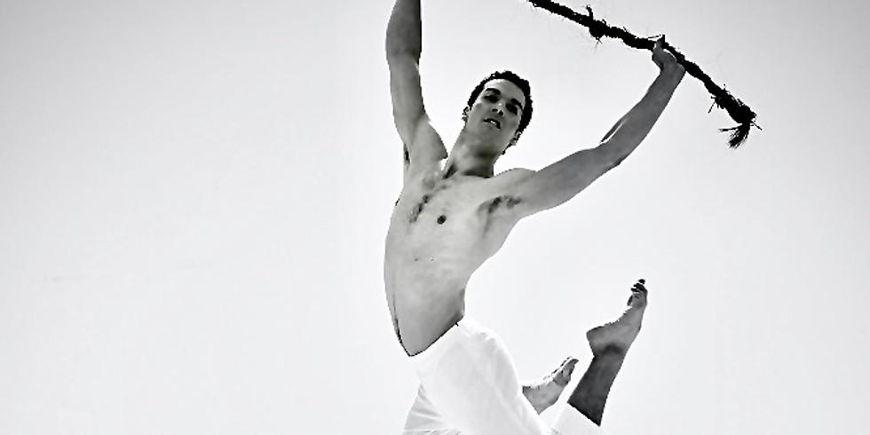 Lezione in Diretta su Instagram con Lorenzo Pagano solista della Martha Graham Dance Company ex allievo Arkè
