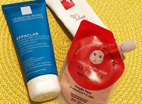 Spécial masques pour le visage! 💆