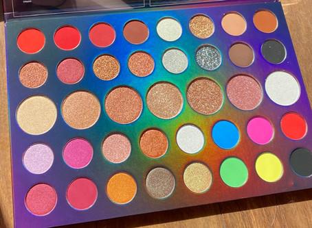Palette 39L Hit the Lights de Morphe