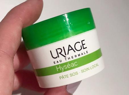 Non aux boutons d'acné - Uriage 🙅❌