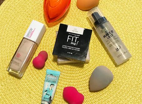 Trucs pour un maquillage résistant à l'eau et à la transpiration (spécial été) ☀️💦