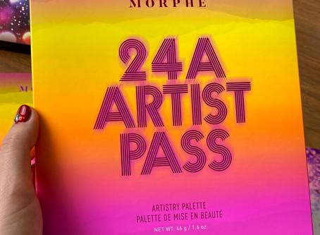 Palette 24A Artist Pass - Morphe 👀