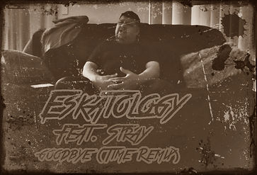 Eskatology Feat Stray Time Remix cover.j