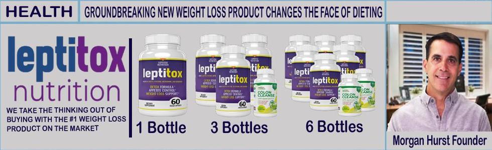 Leptitox Nutrition