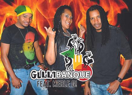GulliBanque ft MG Authentic Reggae Music