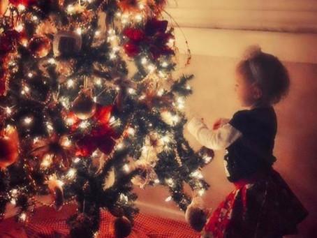 (Child-Like) Faith by Candlelight