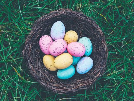 The Hope Hidden in Easter Eggs