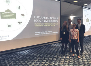 Circular Economy in Local Governments