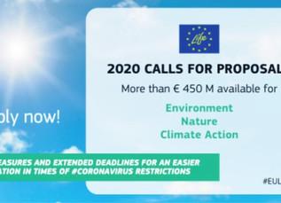 Potentiale for danske projekter i EU's miljøprogram - LIFE