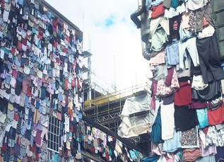Debatarrangement om produktion og forbrug af tekstiler