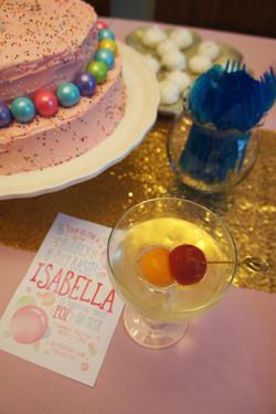 Bubbly Birthday