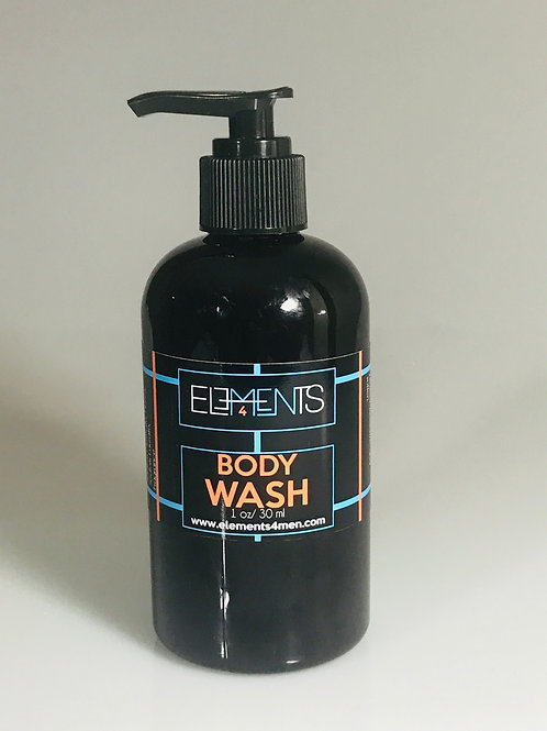 Hydrating Body Wash Gel (8oz)