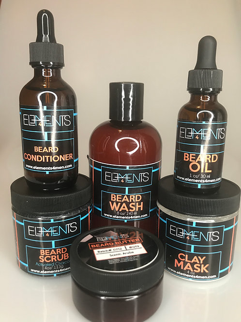 Beard & Body Armor Kit