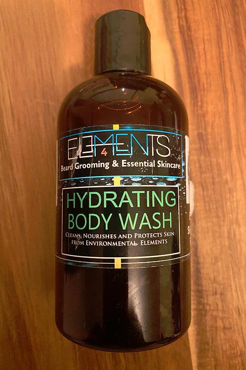Hydrating Body Wash Gel (8oz)