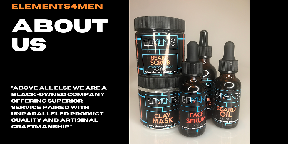 About Elements For Men