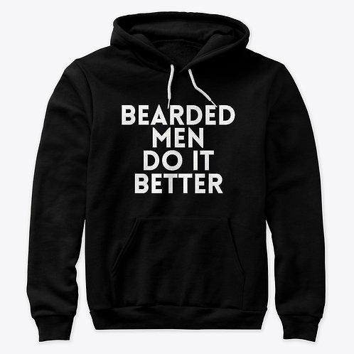 Bearded Men Do It Better