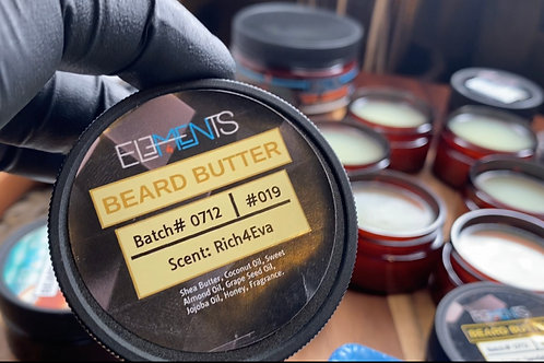 Nutrient Rich Beard Butter