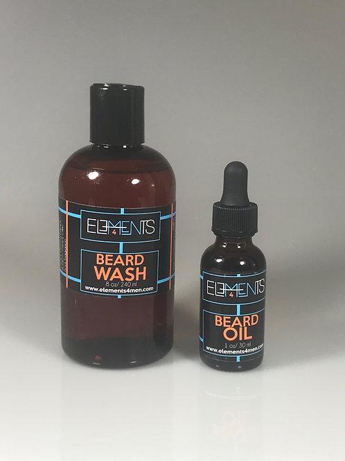 II Guard: Beard Wash & Management Kit