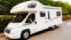 6 berth motorhome for hire