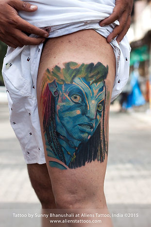 Avatar Tattoo