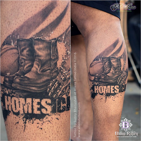 Homesick Tattoo