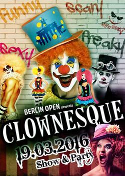 BO2016_Plakat_Clownesque