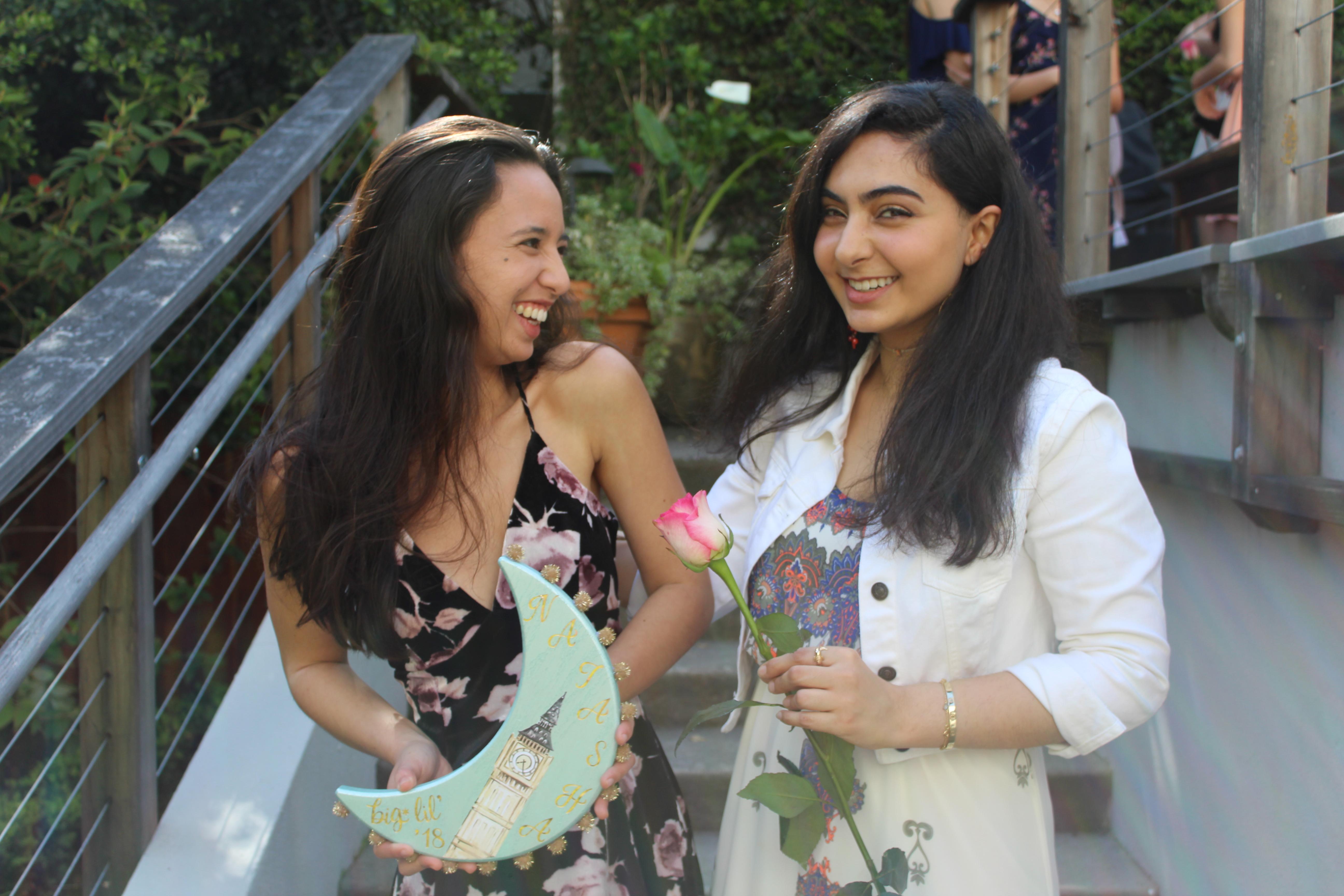 Presents 18 (Natasha & Jasmine)